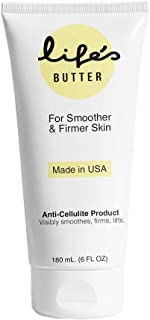 Life's Butter Anti-Cellulite Cream with Coenzyme Q10, L-Carnitine and Coconut Oil (Single)