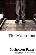The Mezzanine Vintage Contemp J Edition by Baker, Nicholson published by Vintage (1990)