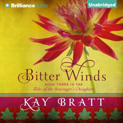 Bitter Winds audiobook cover art