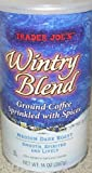 Trader Joe's Wintry Blend Ground Coffee, 14 ounces (Pack of 2)