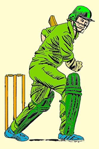 Cricket Team Playbook: Coach's Cricket Record Book For Tracking Progress And Planning Strategy