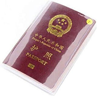 REFURBISHHOUSE Housse de passeport transparent