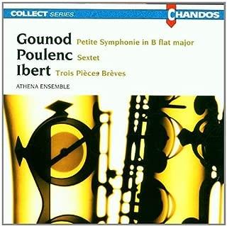 Gounod: Petite Symphonie / Poulenc: Sextet / Ibert: 3 Pi??ces br??ves (2013-05-03)