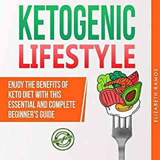 Ketogenic Lifestyle audiobook cover art
