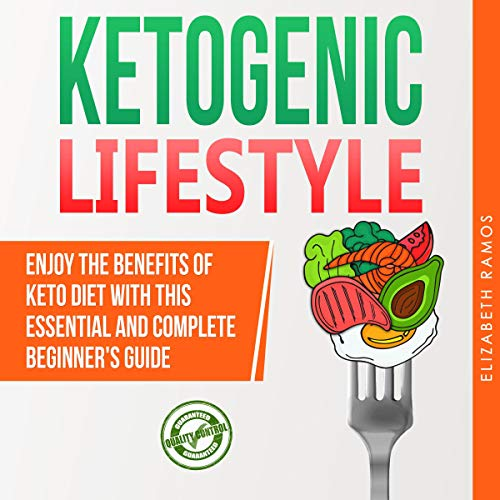 『Ketogenic Lifestyle』のカバーアート
