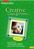 Cd Clips & Fonts Boys [DVD]