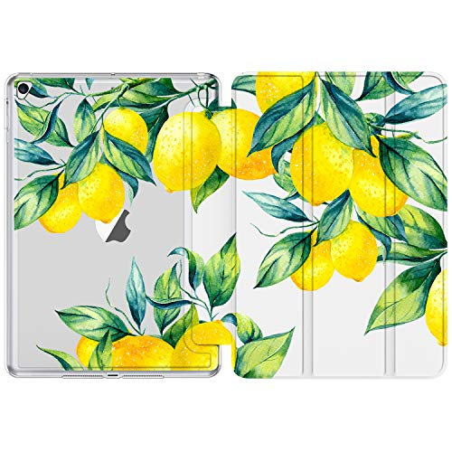 iPad 9.7 Case (2018/2017),iPad Air 2 Case, iPad Air Case with Flower Floral Designs for Kids Girls Women,Slim Fit Smart Stand Cover for Apple iPad 5th/6th Gen,iPad Air1/Air2[Auto Sleep/Wake]-16