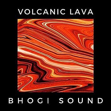 Volcanic Lava
