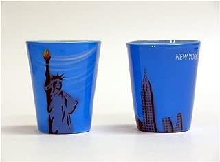 Shot Glass Statue of Liberty Shot Glass - New York City Souvenir anf Gift - NYC Shot Glass