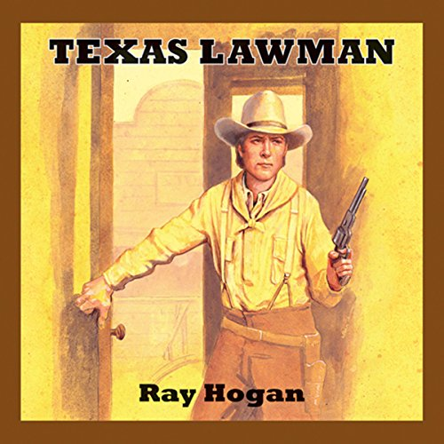 Texas Lawman audiobook cover art