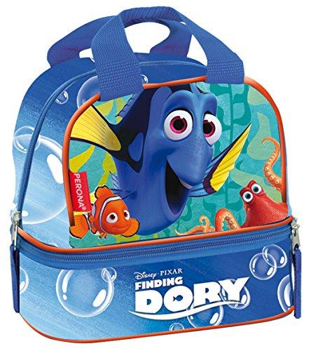 Disney Pixar Findet Dorie Pausenbrot-Rucksack, mit Meeresmotiv, Blau