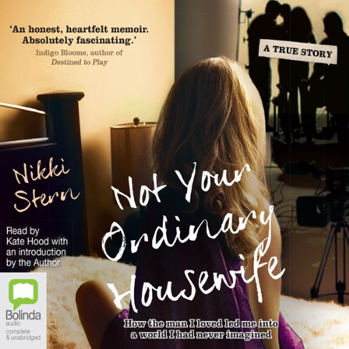 Not Your Ordinary Housewife audiobook cover art