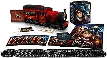 (1000セット限定生産/シリアル番号入り)ハリー・ポッター 8-Film ホグワーツ・エクスプレス コレクターズBOX (4K ULTRA HD&ブルーレイセット)(33枚組)[4K ULTRA HD + Blu-ray]