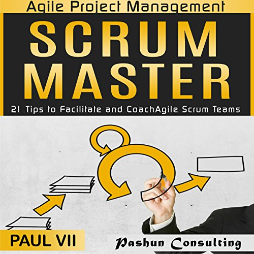Agile Project Management: Scrum Master audiobook cover art