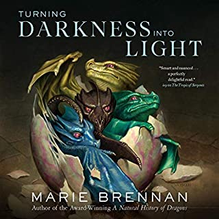 Turning Darkness into Light audiobook cover art