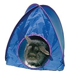 rabbit tent