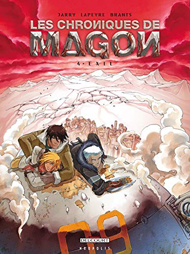 Les Chroniques de Magon T04: Exil