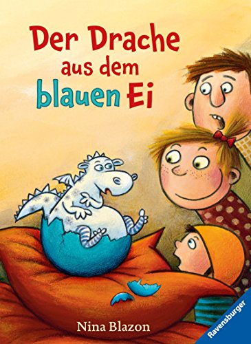Der Drache aus dem blauen Ei (Ki...