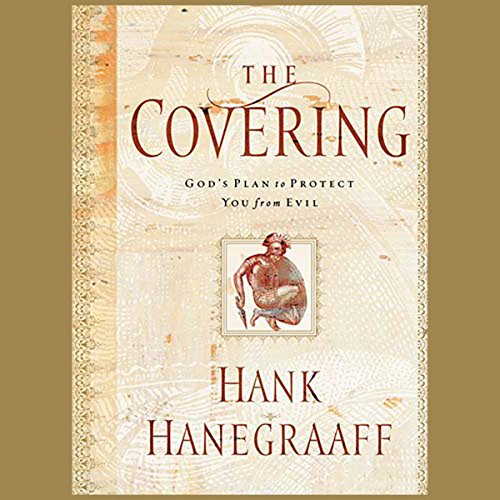 The Covering audiobook cover art