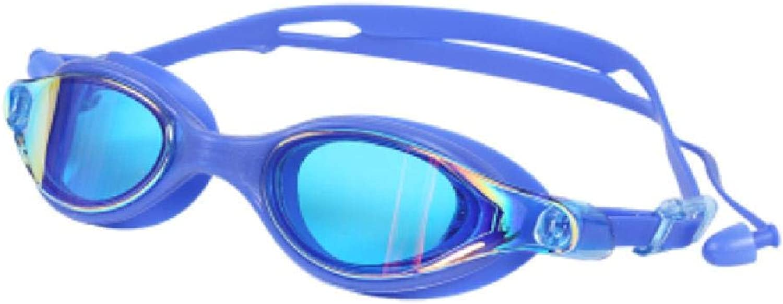 Mnner Professionelle Schwimmbrille Anti-Fog UV Einstellbare Frauen wasserdichte Silikon Slasses Erwachsene Brillen
