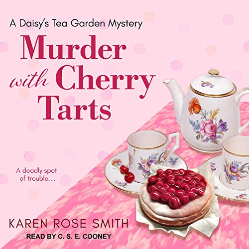 Murder with Cherry Tarts Audiobook By Karen Rose Smith cover art