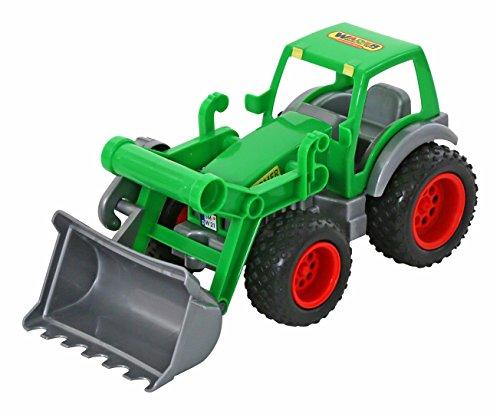 Wader 39162 - Traktor mit Frontlader