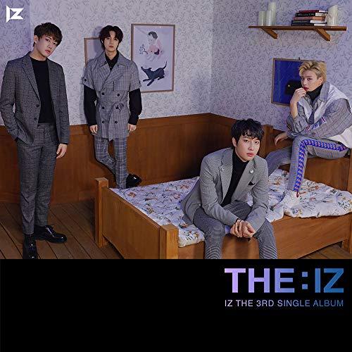 Music K IZ - Álbum de música (Tercer álbum Individual) + póster Plegado