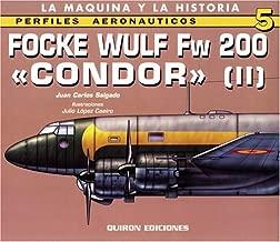 Focke-Wulf Fw 200 Condor, Vol. 2 (English and Spanish Edition)