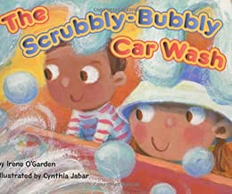 The Scrubbly-Bubbly Car Wash