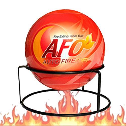 Estintore A Sfera,estintori per Auto,Campo di Estinzione Efficace 3 Metri Cubi Allarme Antincendio in Cucina(1.3 kg)