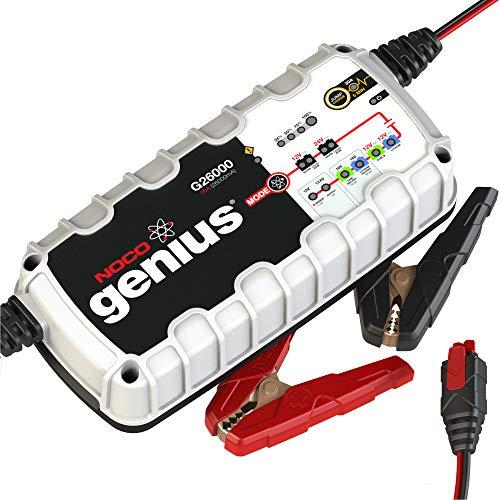 NOCO Genius G26000EU 12V / 24V 26 Amp Pro-Series UltraSafe Smart Cargador de Batería y Mantenedor