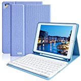 iPad Keyboard Case 6th Gen for 9.7 iPad Pro 2018/2017 (5th Gen), iPad