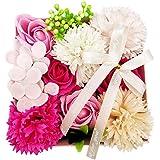 ソープフラワー 枯れない花 花 フラワー 花束 創意ギフト 石鹼花 石鹼フラワー ラブ ギフト プレゼント バラ 大切な人へ 感謝 お礼 母の日 誕生日 恋人 記念日