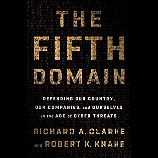The Fifth Domain audiobook cover art