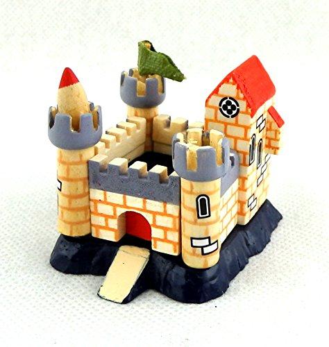 Melody Jane Dolls Houses Tienda de Miniaturas Casa De Muñecas Infantil Accesorio Juguete para Niños Castillo Fort 1:12