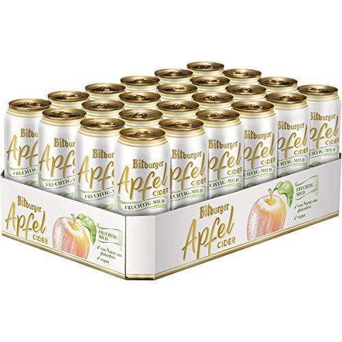 Bitburger Apfel Cider 24 x 0,5 ltr.