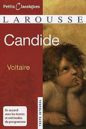 Candide: Ou L'optimisme (Larousse Petits Classiques) (French Edition) (封面随机)
