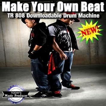 TR 808 Downloadable Drum Machine