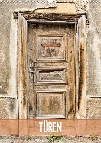 Türen (Wandkalender 2020 DIN A3 hoch): Türen, meist ein Unikat und stille Zeugen aus vergangenen Tagen (Monatskalender, 14 Seiten ) (CALVENDO Orte)