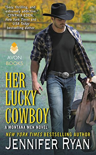 Her Lucky Cowboy: A Montana Men Novel