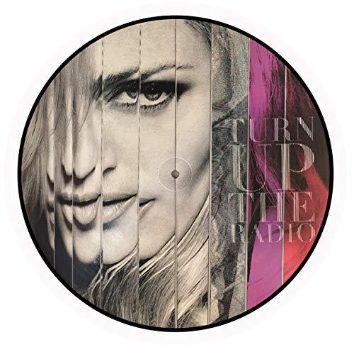 Genérico Madonna Turn Up The Radio, disco de vinilo 33 T para...