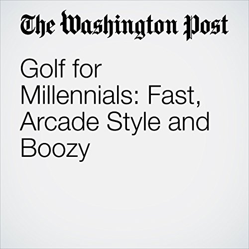 Golf for Millennials: Fast, Arcade Style and Boozy copertina