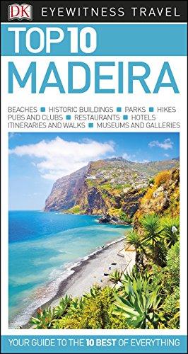 DK Eyewitness Top 10 Madeira (Pocket Travel Guide) (English Edition)