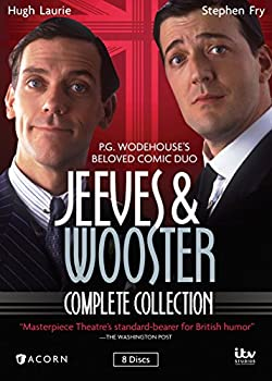 Jeeves & Wooster Complete Collection