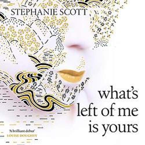 What's Left of Me Is Yours cover art