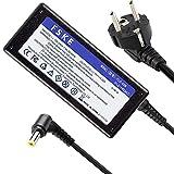 FSKE 65W 19V 3.42A Cargador para Portatil Acer Aspire 1 5 A515 5735Z 5732Z 5742 5749 7741G V3-571G E5-573 E1-571 ES1-571 E1 ES1 V3 E5 E15 Serie AC Adaptador, Notebook EUR Power Supply, 5.5 * 1.7mm