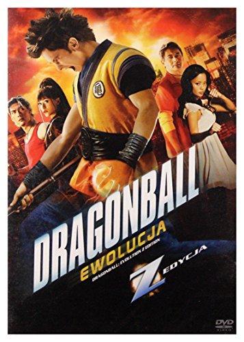 Dragonball Evolution [DVD] [Region 2] (Audio español. Subtítulos en español)