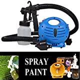 RONTENO Plastic Paint Zoom Electric Spray Gun Portable, Multiple Use, Very Fast Work