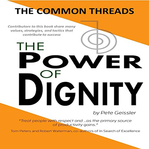 The Common Threads audiobook cover art