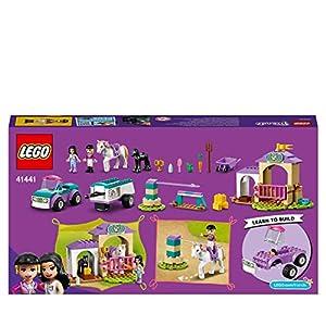 Amazon.co.jp - レゴ フレンズ 乗馬とホーストレーラー 41441